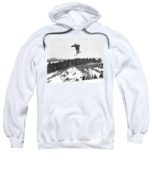 Dartmouth Carnival Ski Jumper Sweatshirt
