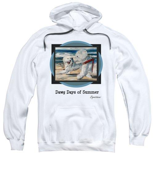 Dawg Days Of Summer Sweatshirt