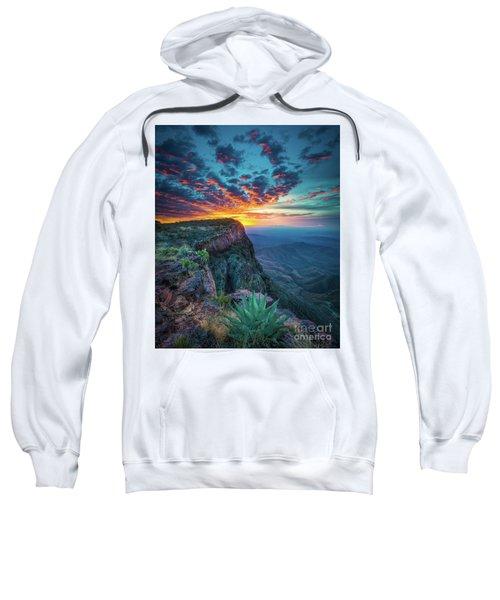 Dawn In The Chisos Sweatshirt