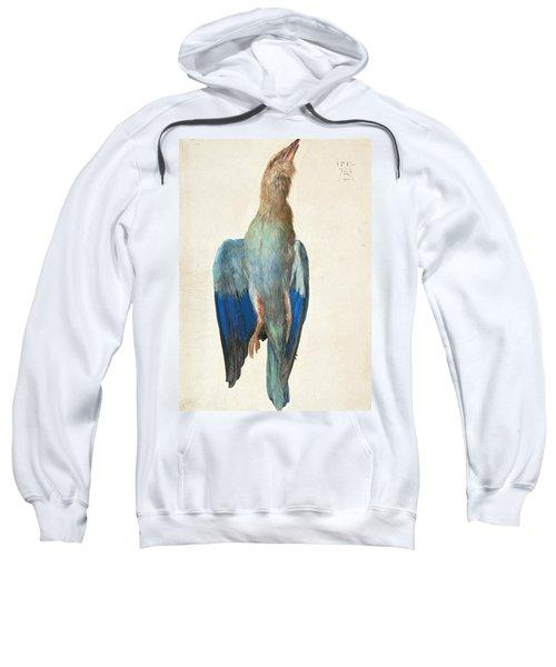 Dead Blue Roller Sweatshirt