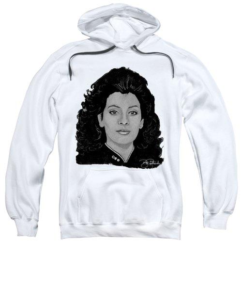 Deanna Troi Sweatshirt