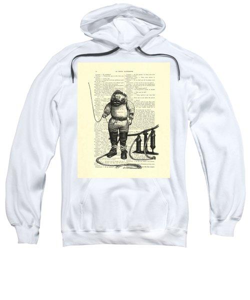 Deep Sea Diver Sweatshirt