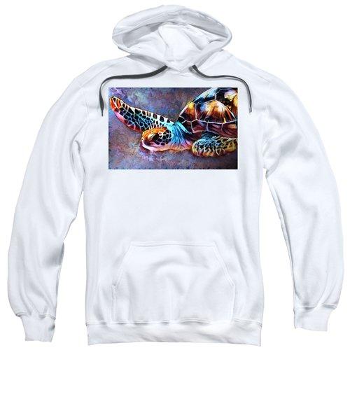 Deep Sea Trutle Sweatshirt