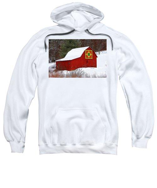 Delectable Mountains Snow Sweatshirt