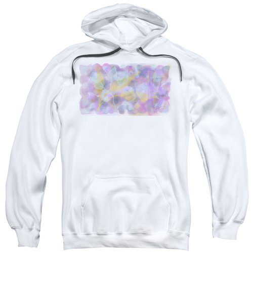 Sweatshirt featuring the digital art Delicacy by Cristina Stefan