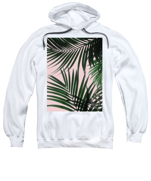 Delicate Jungle Theme Sweatshirt