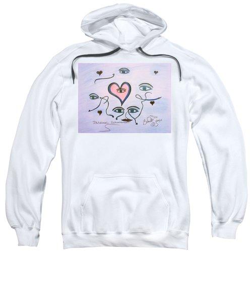 Delusional Enhancement Sweatshirt