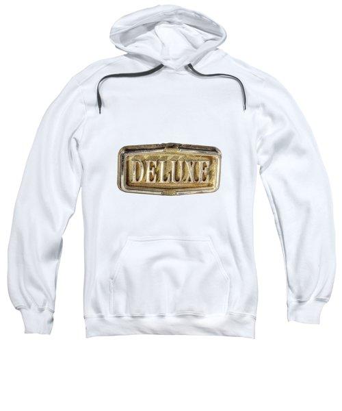 Deluxe Chrome Emblem Sweatshirt