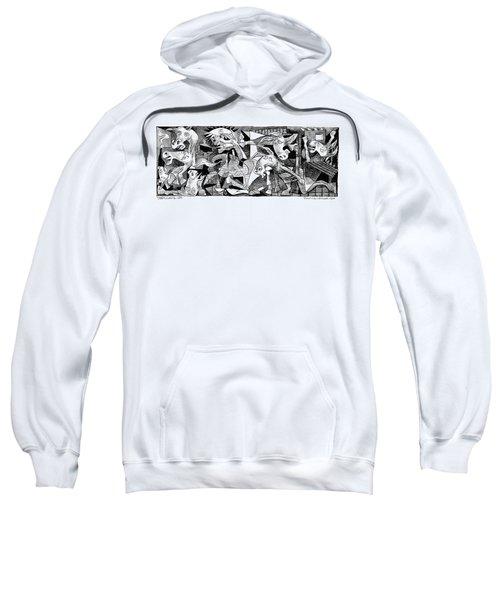 Democrat Guernica Sweatshirt