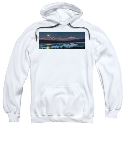 Denali Morning Blue Sweatshirt