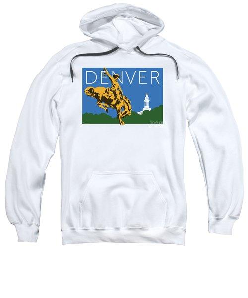 Denver Cowboy/dark Blue Sweatshirt