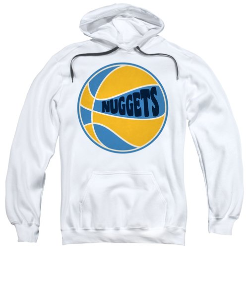Denver Nuggets Retro Shirt Sweatshirt