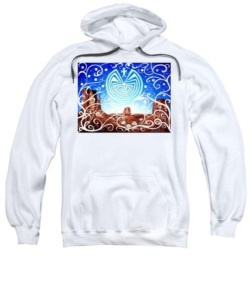 Desert Hallucinogens Sweatshirt
