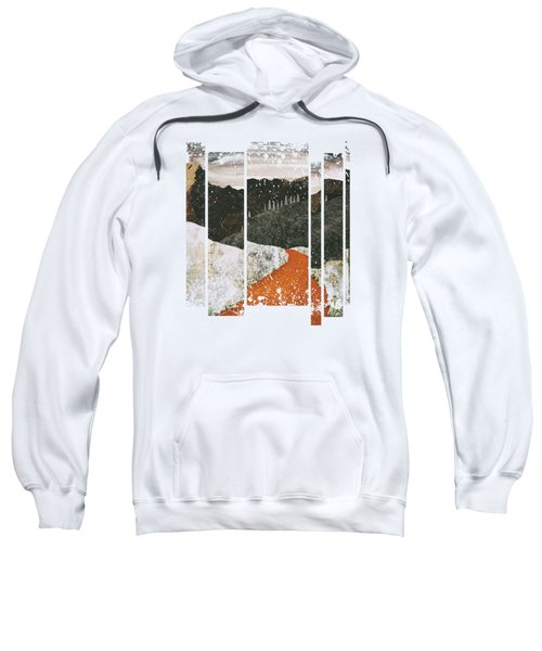 Desert Snow Sweatshirt