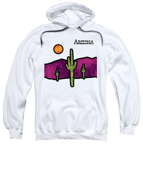 Desert Stained Glass Sweatshirt
