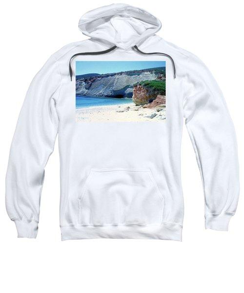 Desolated Island Beach Sweatshirt
