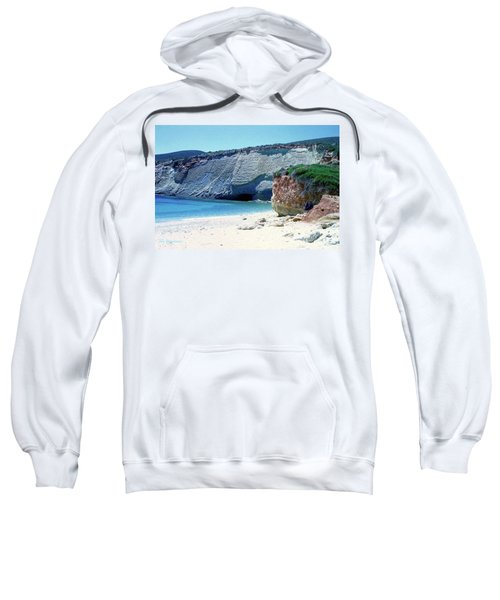 Desolated Island Beach Sweatshirt