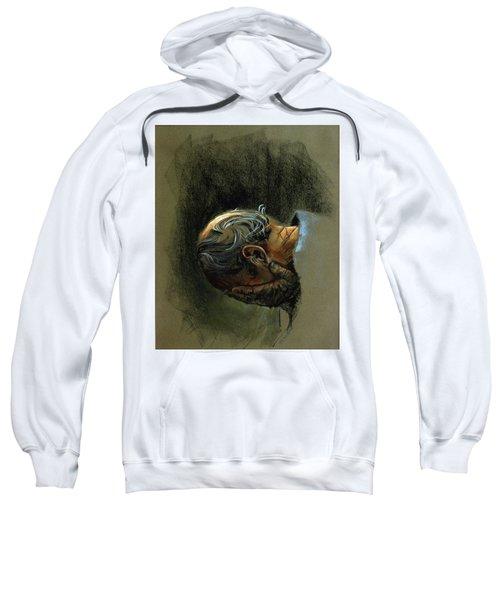 Despair. Why Are You Downcast? Sweatshirt