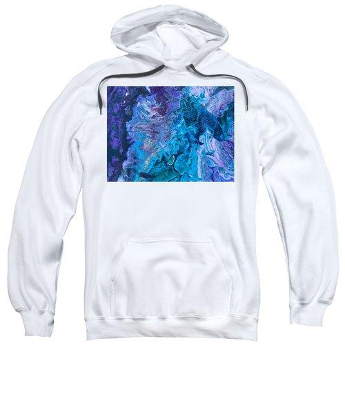 Detail Of Waves 6 Sweatshirt