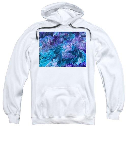 Detail Of Waves 7 Sweatshirt