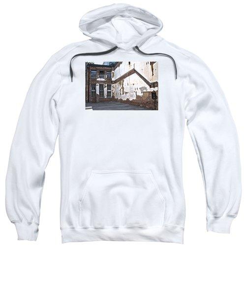 Deteriorated Sweatshirt