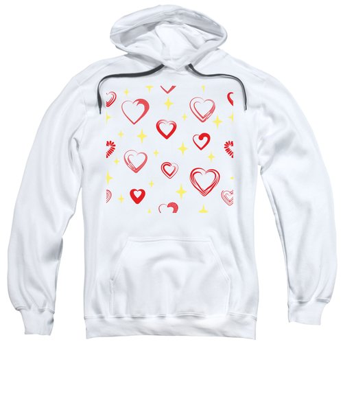 Different Hearts Sweatshirt