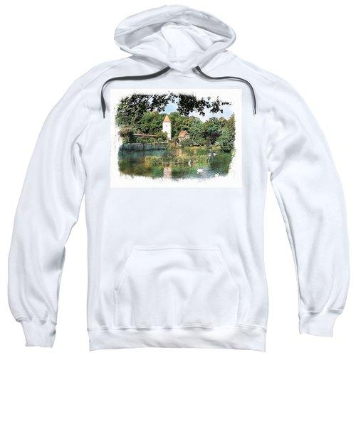 Dinkelsbuhl - Rothenburg Pond Sweatshirt