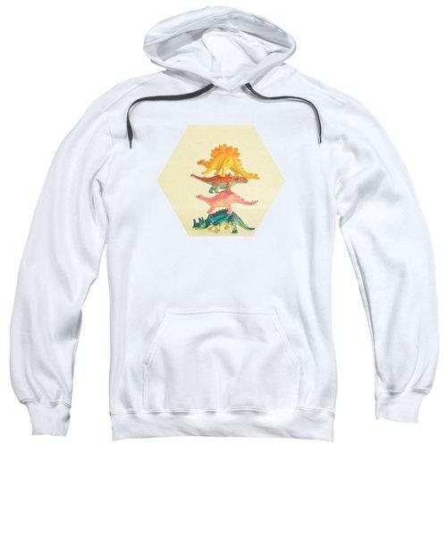 Dinosaur Antics Sweatshirt