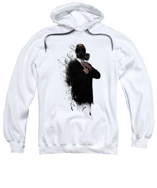 Dissolution Of Man Sweatshirt