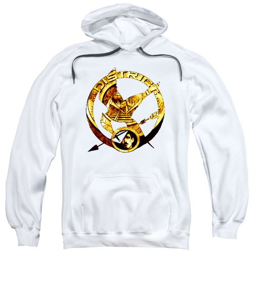 District 12 T-shirt Sweatshirt