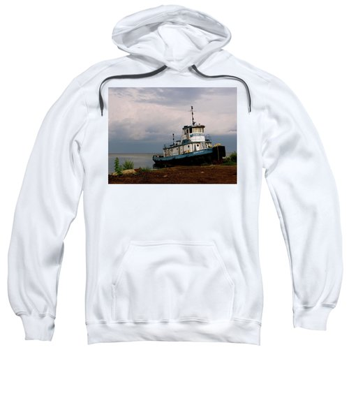 Docked On The Shore Sweatshirt