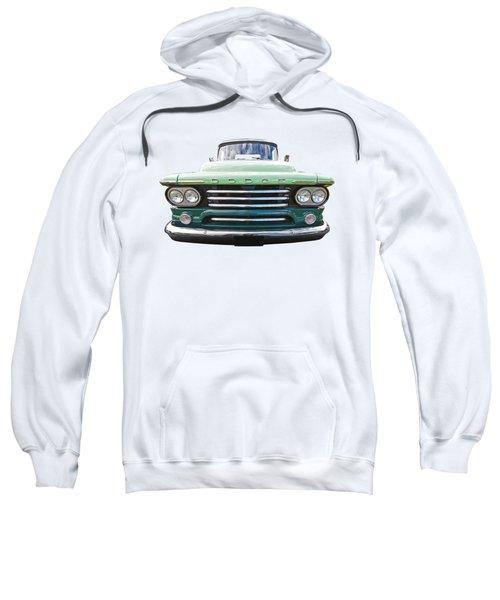 Dodge D100 Sweptside 1958 Sweatshirt