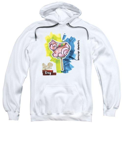 Dog Horoscope Sweatshirt