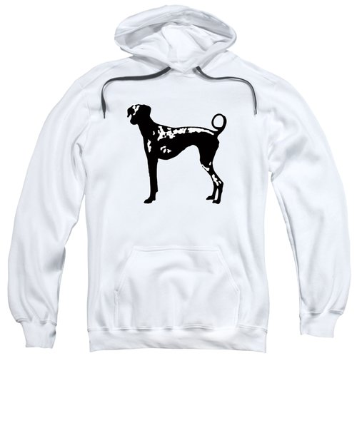 Dog Tee Sweatshirt