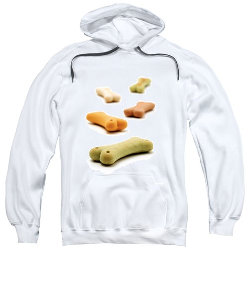 Dog's Biscuit  Sweatshirt