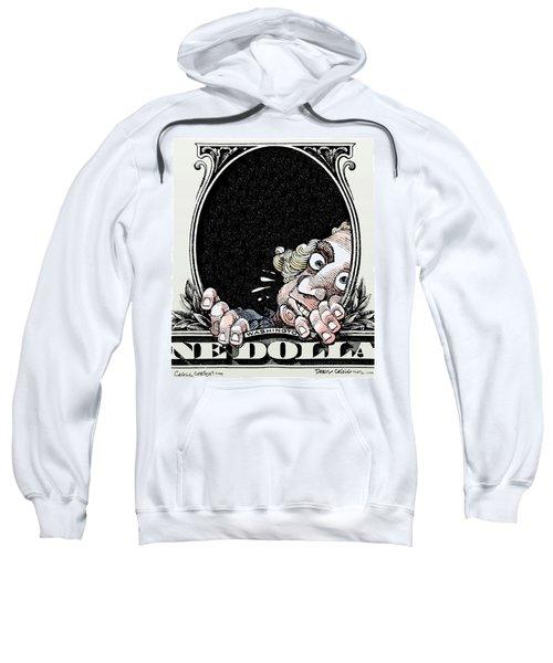 Dollar Fear Sweatshirt
