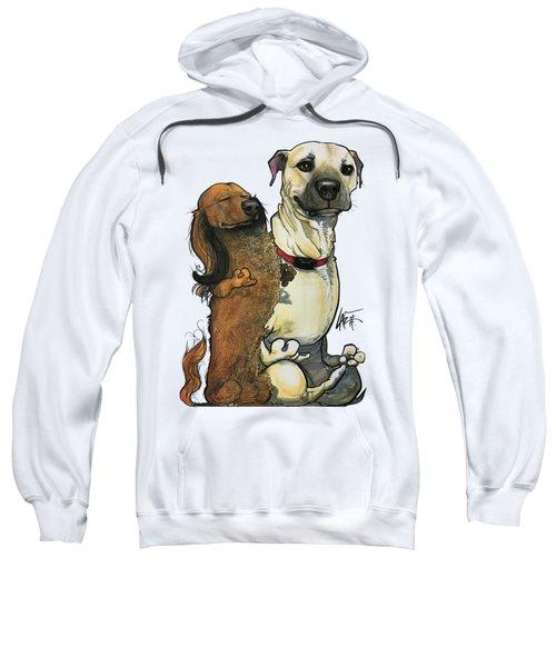 Dominguez Snickers And Buddy Sweatshirt