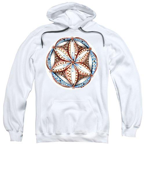 Dotted Zendala Sweatshirt