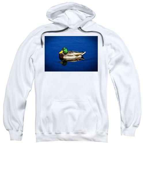 Double Duck Sweatshirt