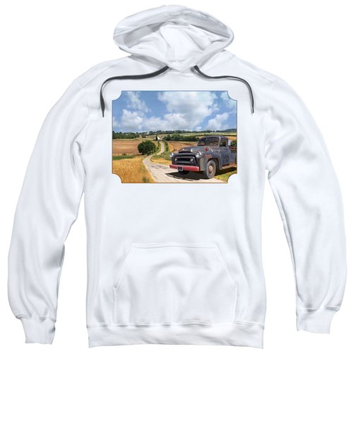 Down On The Farm - International Harvester S-100 Sweatshirt