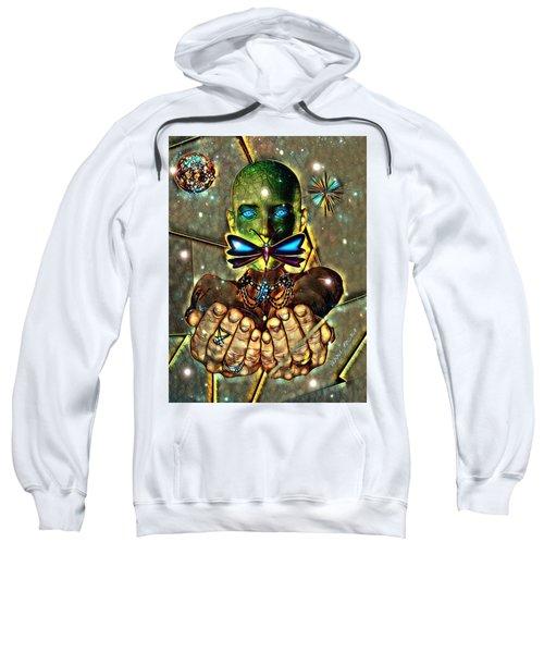 Dragonfly Empath Sweatshirt