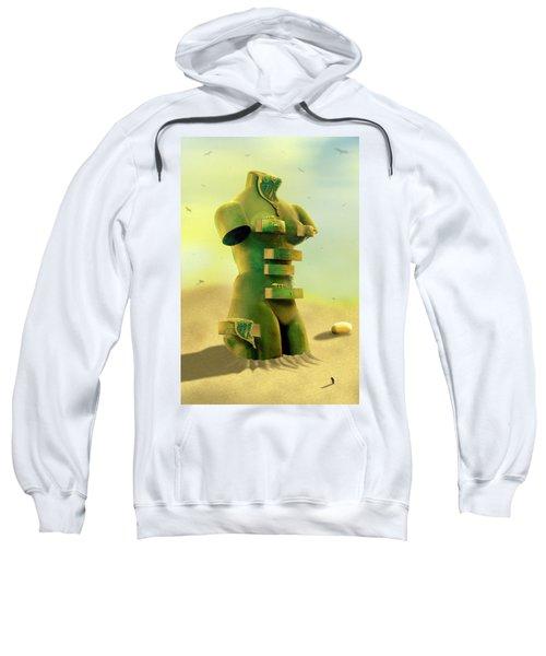 Drawers 2 Sweatshirt by Mike McGlothlen