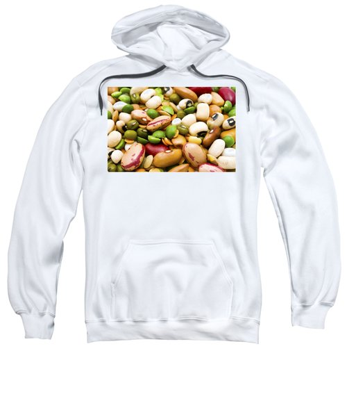 Dried Legumes And Cereals Sweatshirt