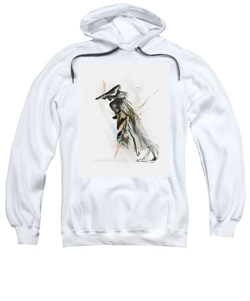 Drift Contemporary Dance Two Sweatshirt