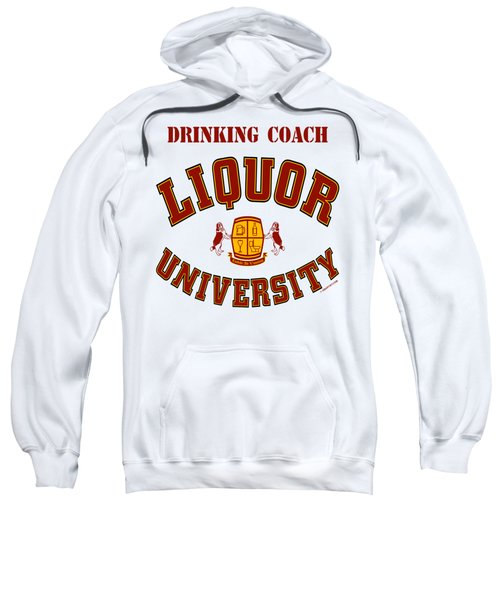 Drinking Coach Sweatshirt