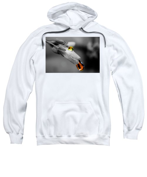 Drops On A Blossom Sweatshirt