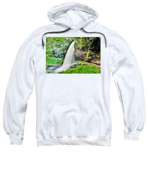 Dry Falls Highlands North Carolina 2 Sweatshirt