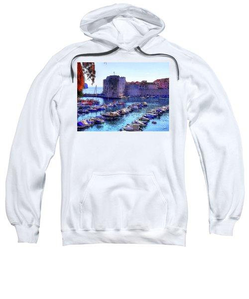 Dubrovnik Harbour Sweatshirt