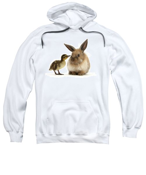 Duck Out Bunny Sweatshirt