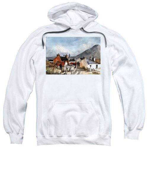 F 701  Dugort Clachan Achill Mayo Sweatshirt
